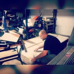 Force Video Productions Set Construction